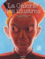 La Galerie des Illustres, Spirou au salon du Livre