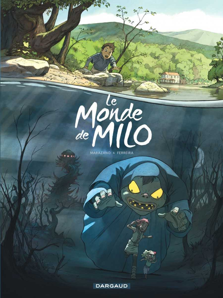 Le Monde de Milo, le poisson d'or mène la danse