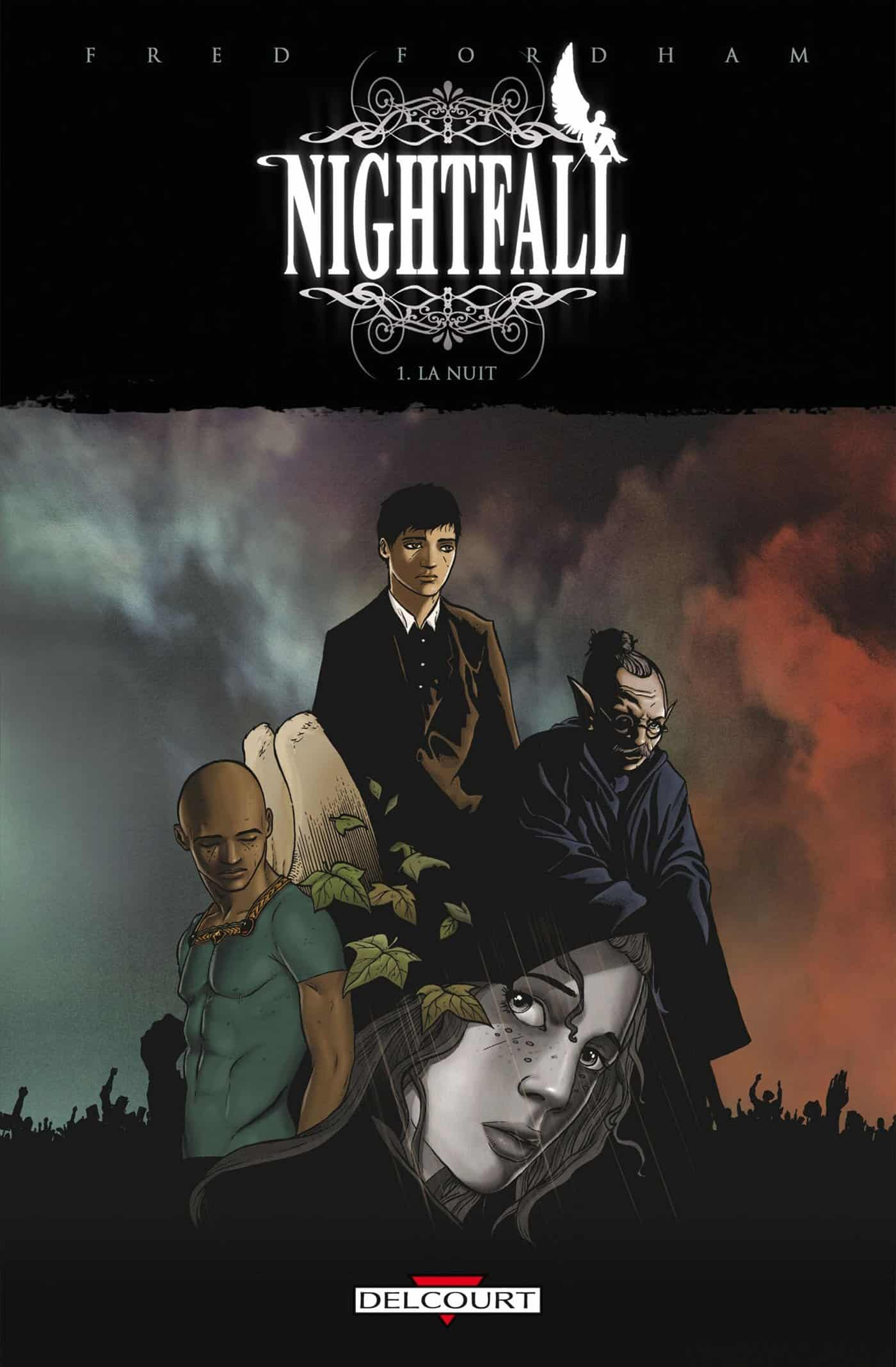 Nightfall, les méandres du très prenant monde d'Asante