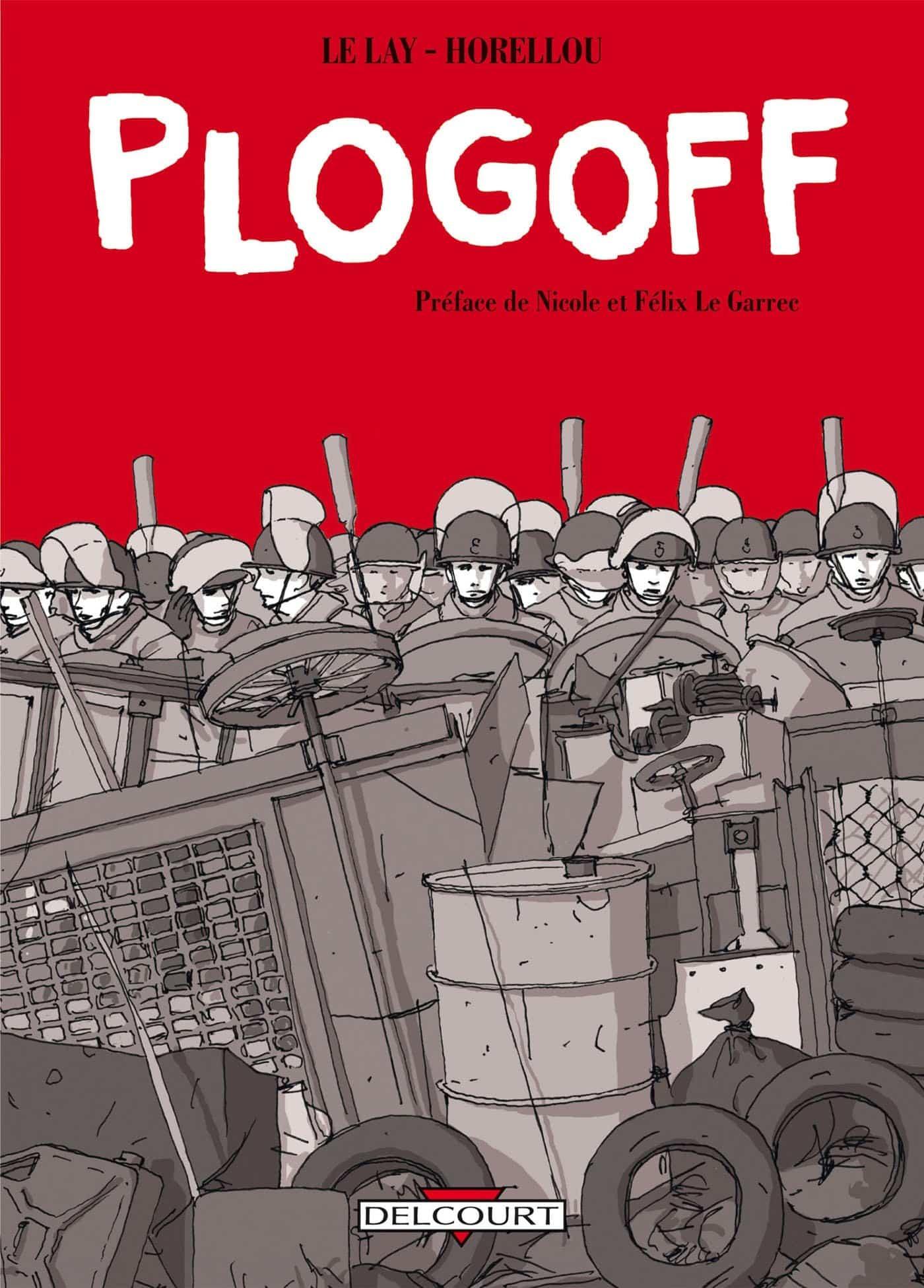 Prix Le Parisien-Aujourd'hui en France : Plogoff chez Delcourt sélectionné pour mars