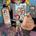 Tattoo Mania T2, l'art et la manière de devenir une œuvre d'art