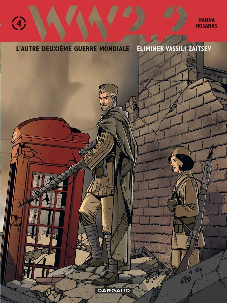 WW2.2 T4, et si les Allemands et les Russes avaient envahi l'Angleterre en 1942 ?