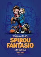 Spirou l'intégrale 13, les débuts de Tome et Janry