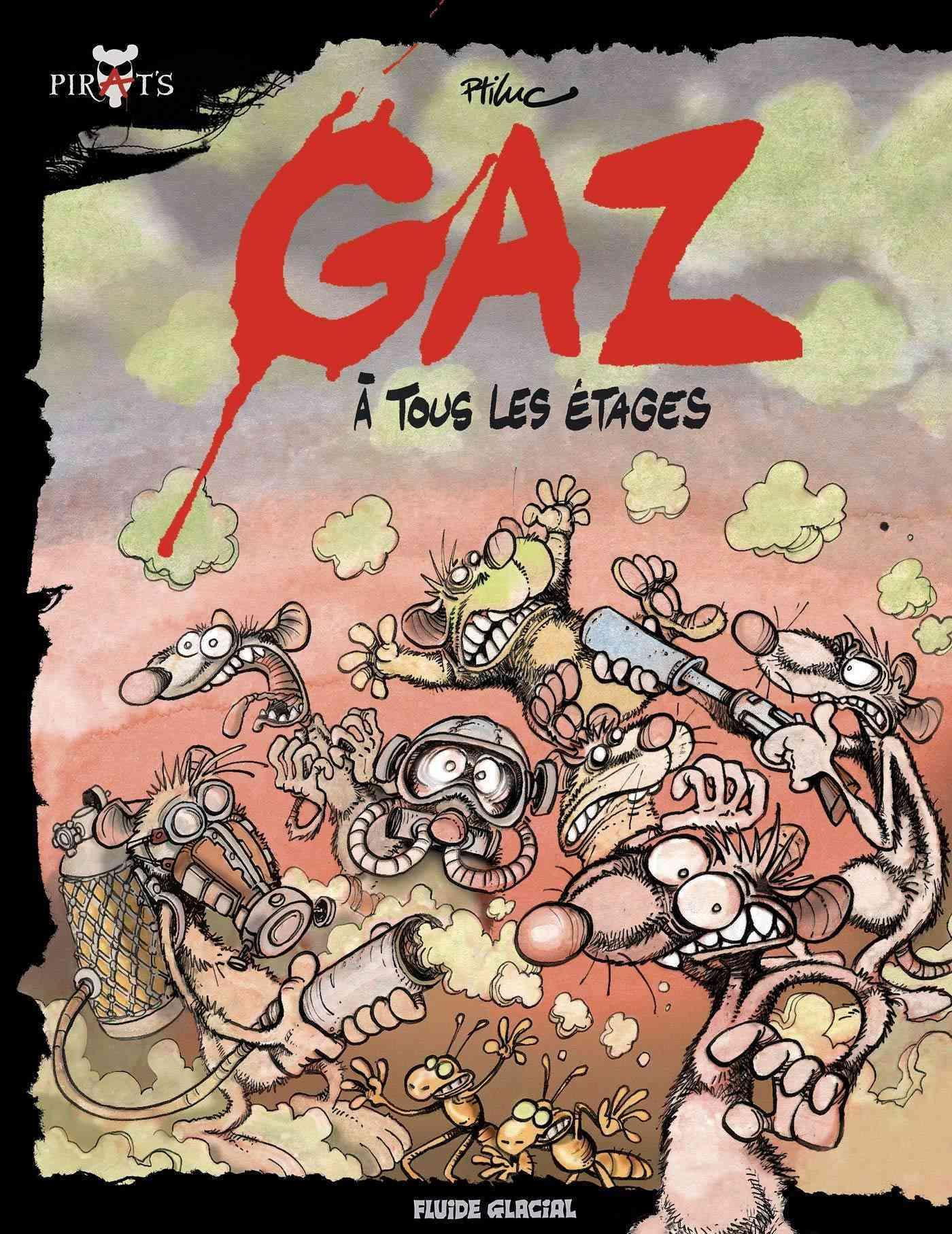 Les Rats sentent le gaz