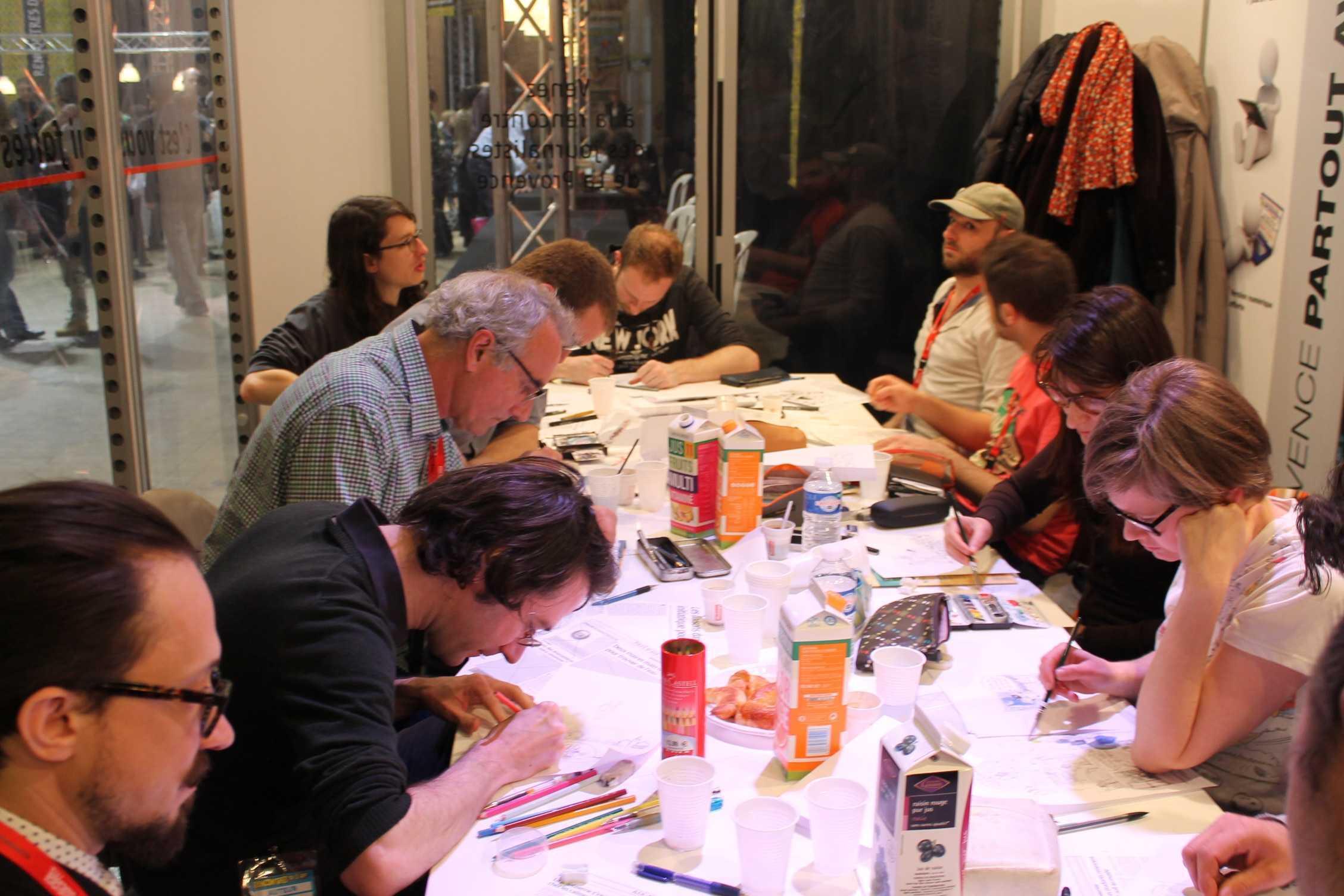Rencontres à Aix : retour sur images