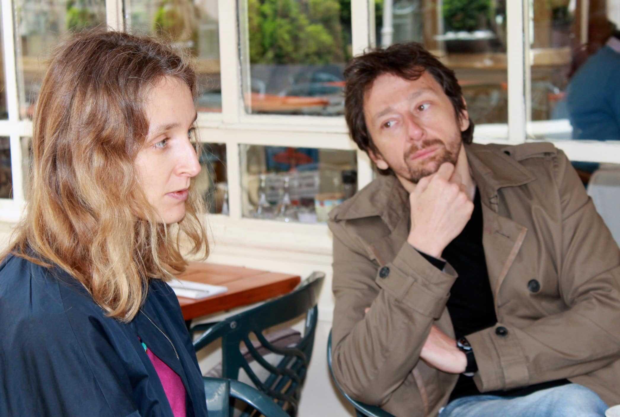 Julie Birmant et Clément Oubrerie, la révolution Picasso avec Pablo 3