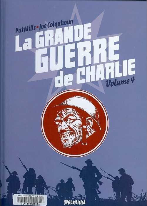 La Grande Guerre de Charlie, un tome 4 dans les tranchées françaises