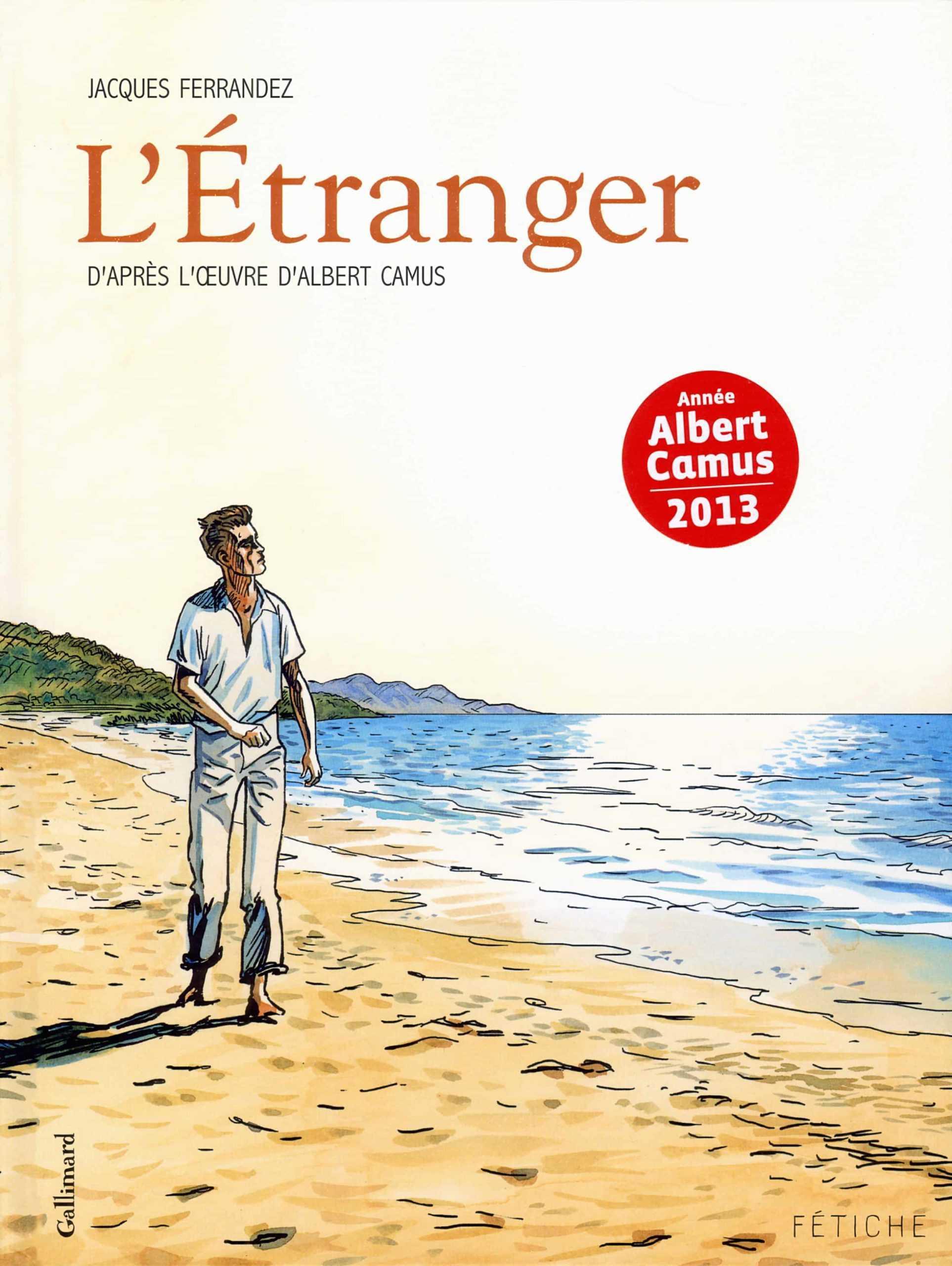 L'Étranger : Jacques Ferrandez, une passion pour Camus