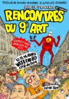 Aix : des rencontres où le 9e art est roi