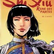 Shi Xiu Reine des pirates T3, de feu et de flammes