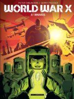 World War X T2, des E.T. télépathes