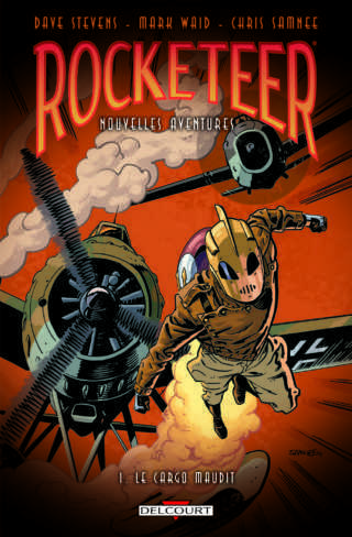 Rocketeer, alerte aux dinosaures volants