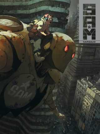 S.A.M. T2, un robot qui a du cœur