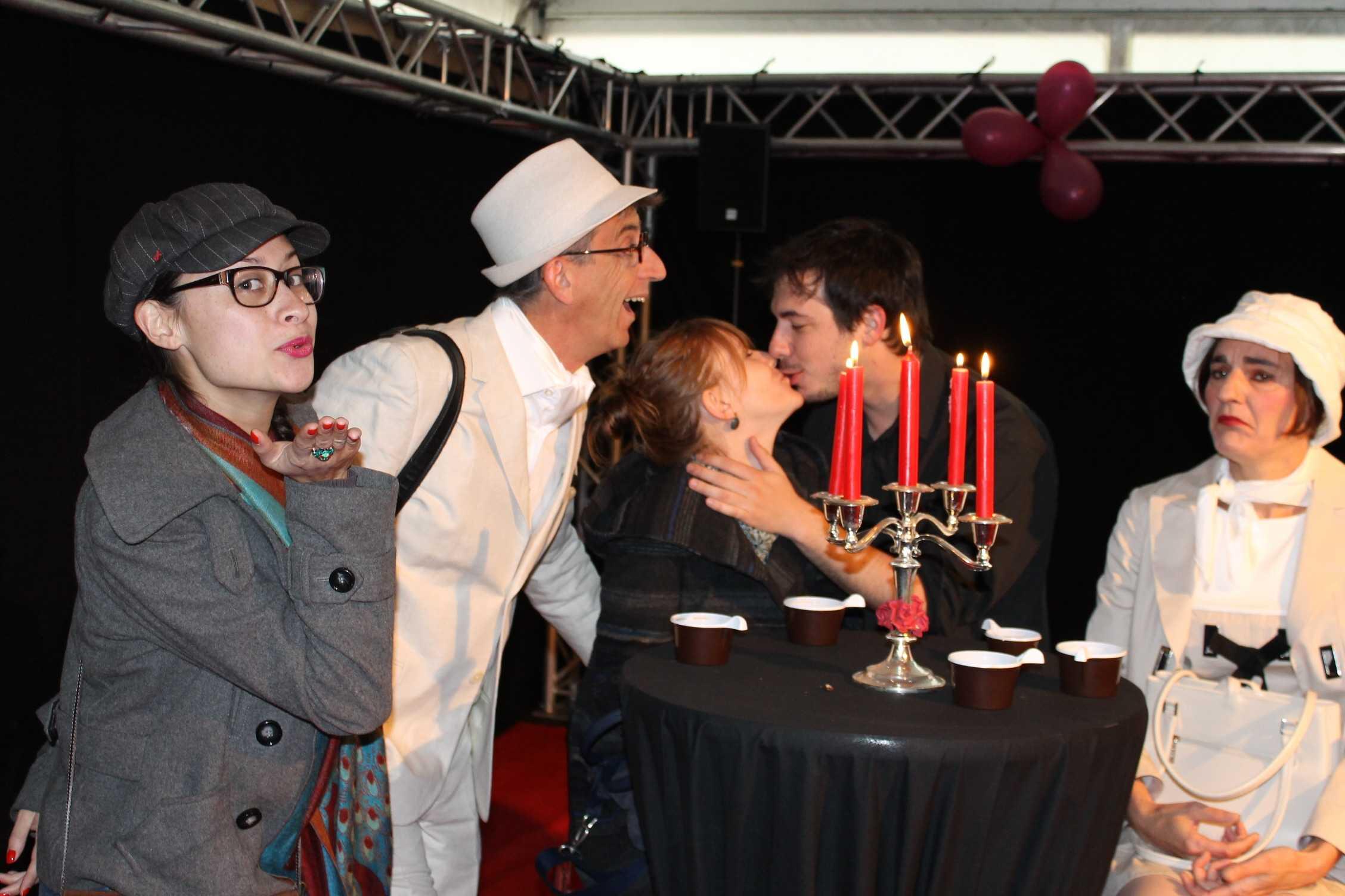 Sérignan 2013 : images en direct du festival qui fait aimer l'amour