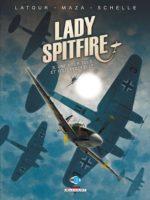Lady Spitfire T3, le dernier vol