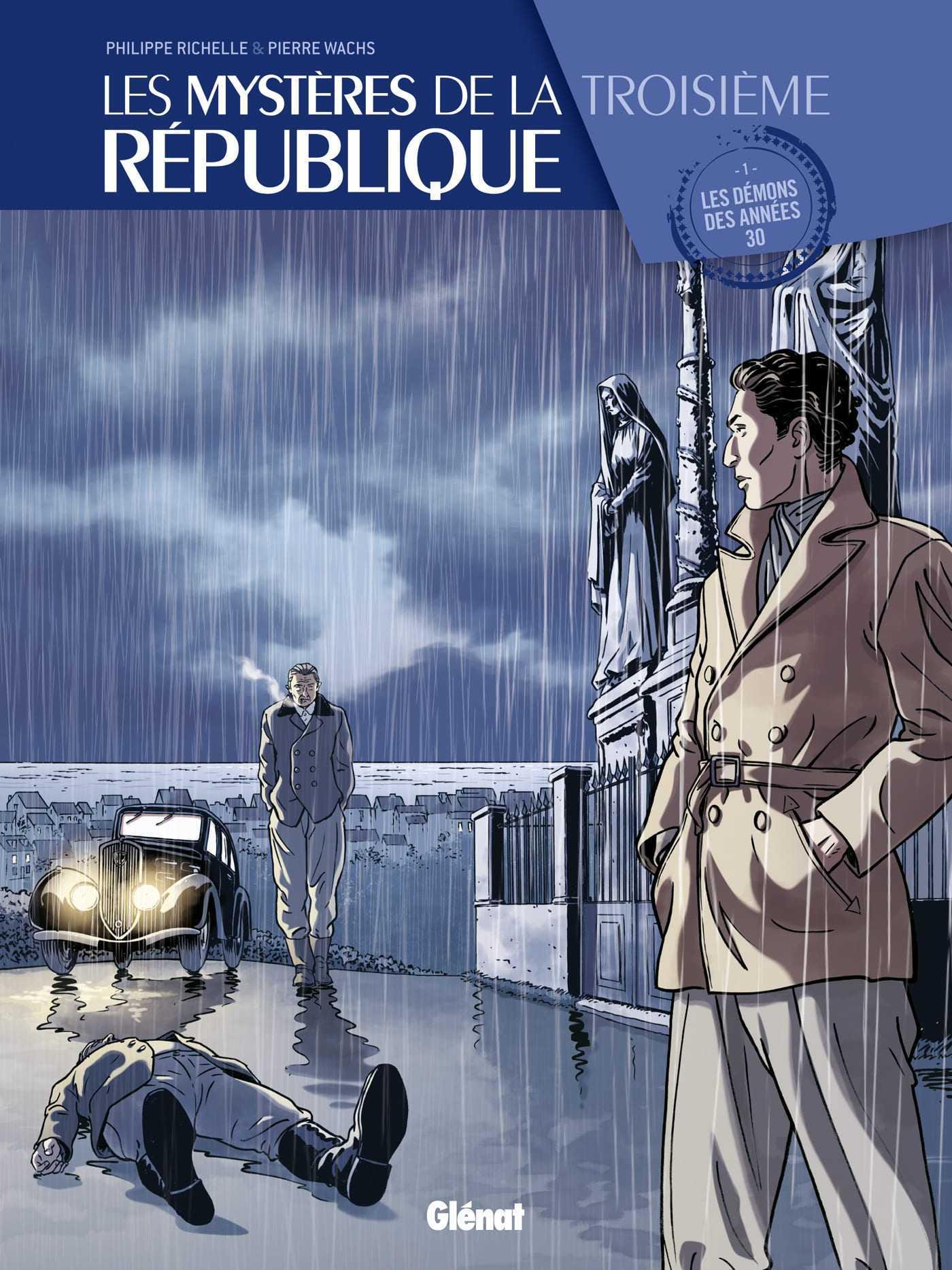 Les Mystères de la République : les affaires, une histoire sans fin (1)