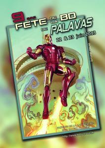 9e festival de la BD 2013 à Palavas