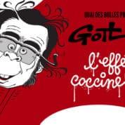 Exposition Gotlib à Saint-Malo, l'effet coccinelle à partir du 29 juin avec Quai des Bulles