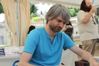 A Bordeaux chez BD Fugue, Recht et Poli en dédicace le 22 juin pour Elric