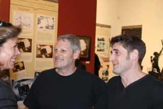 Didier Cassegrain et Olivier Sztejnfater