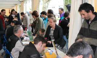 Comédie du Livre 2013 à Montpellier : humide et… convivial
