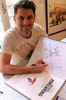Angel Wings de Romain Hugault et Yann sélectionné pour le prix BD Fnac