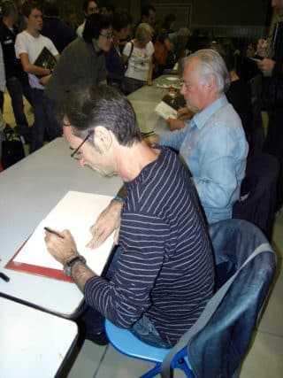 Ruben Pellejero et Jean Dufaux