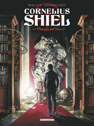 Cornelius Shiel