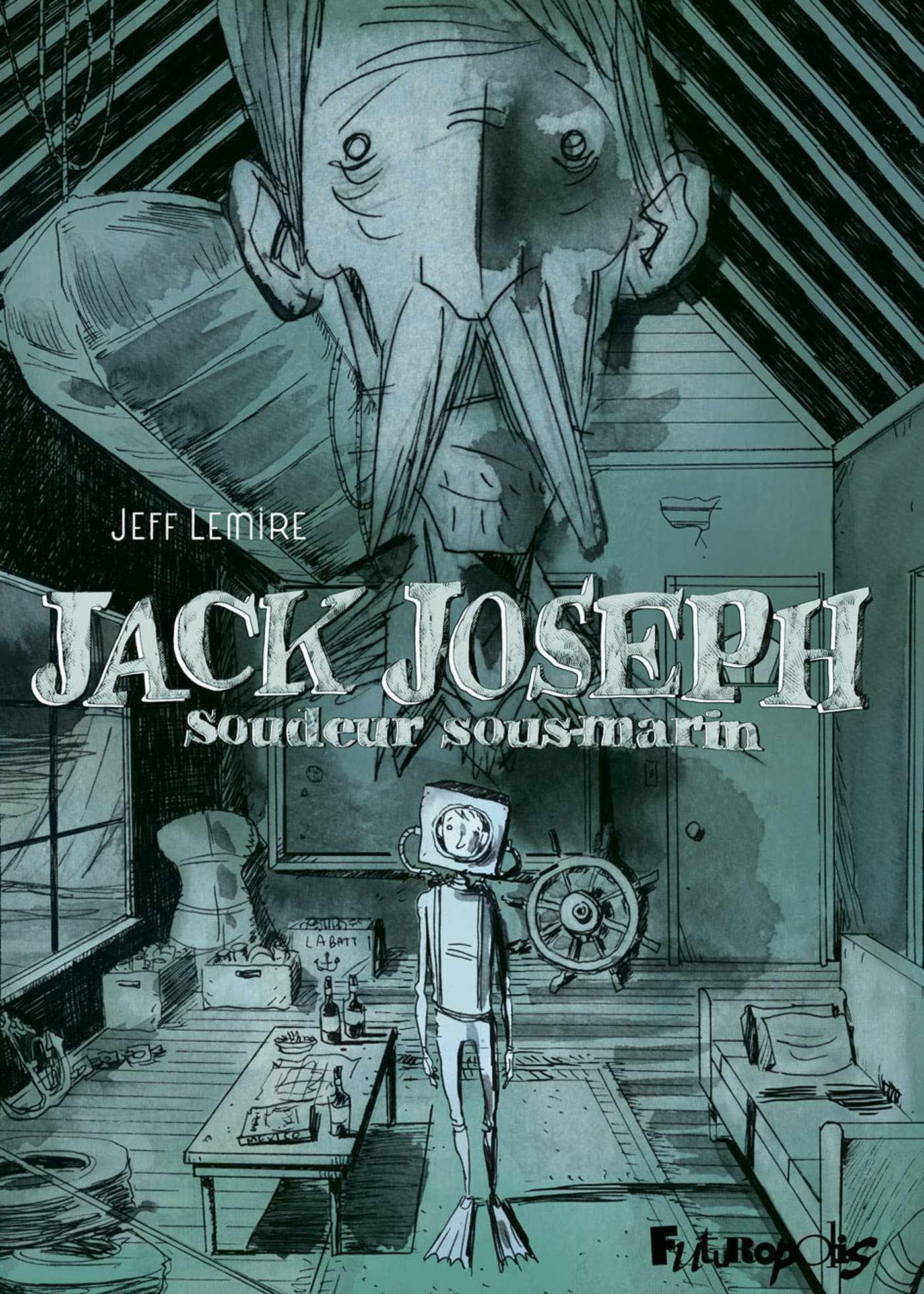 Plongée en eaux profondes avec Jack Joseph