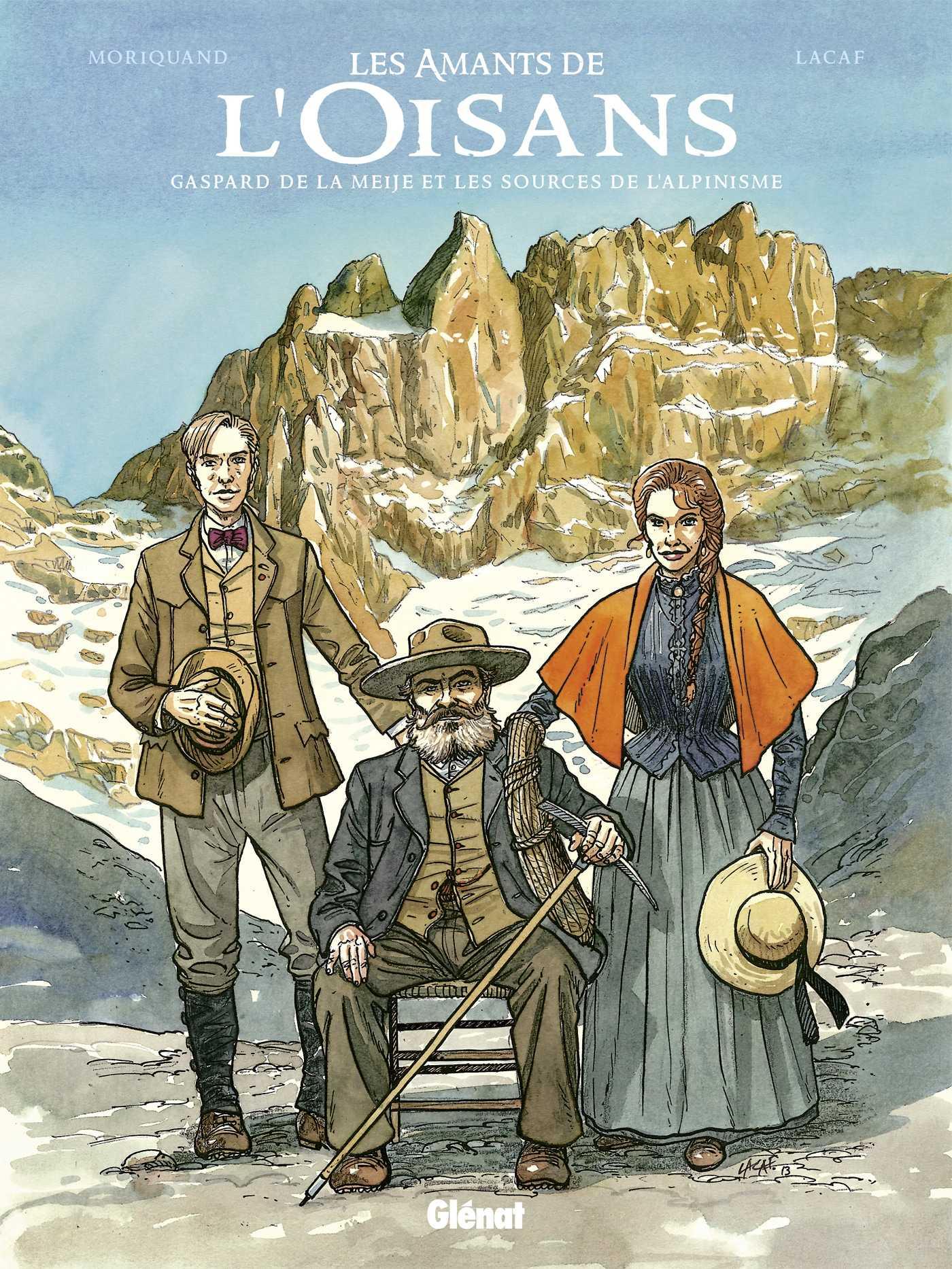 Que la montagne est belle avec Nelly Moriquand et Lacaf