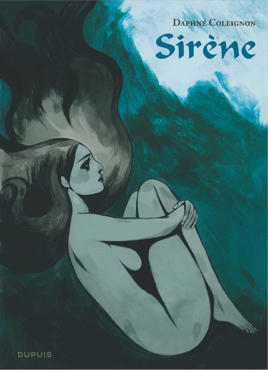 Daphné Collignon et son émouvante Sirène à la Comédie du Livre