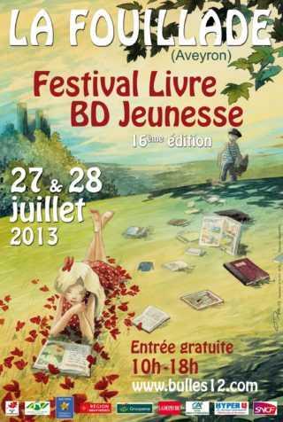 Festival BD de La Fouillade