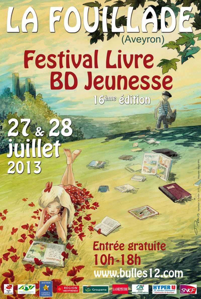 Festival BD de La Fouillade 2013