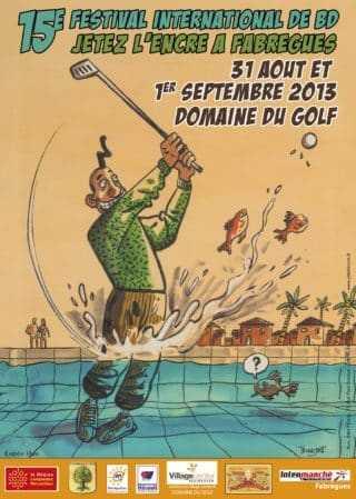 Festival de Fabrègues : des bulles au Golf les 31 août et 1er septembre