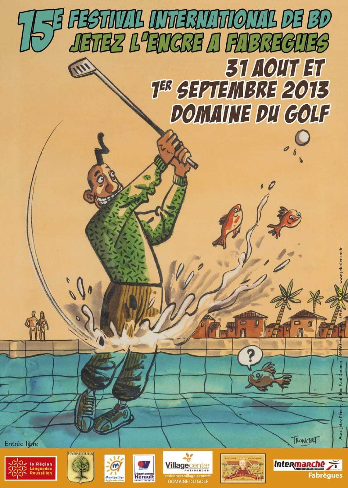 Festival BD de Fabrègues, c'est pour ce week-end