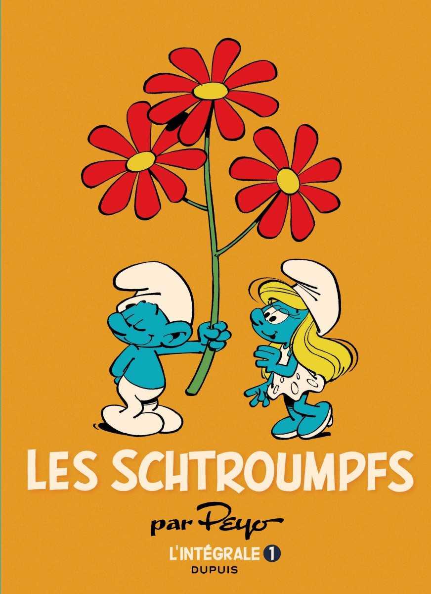 Les Schtroumpfs, tout savoir sur leurs débuts en intégrale chez Dupuis