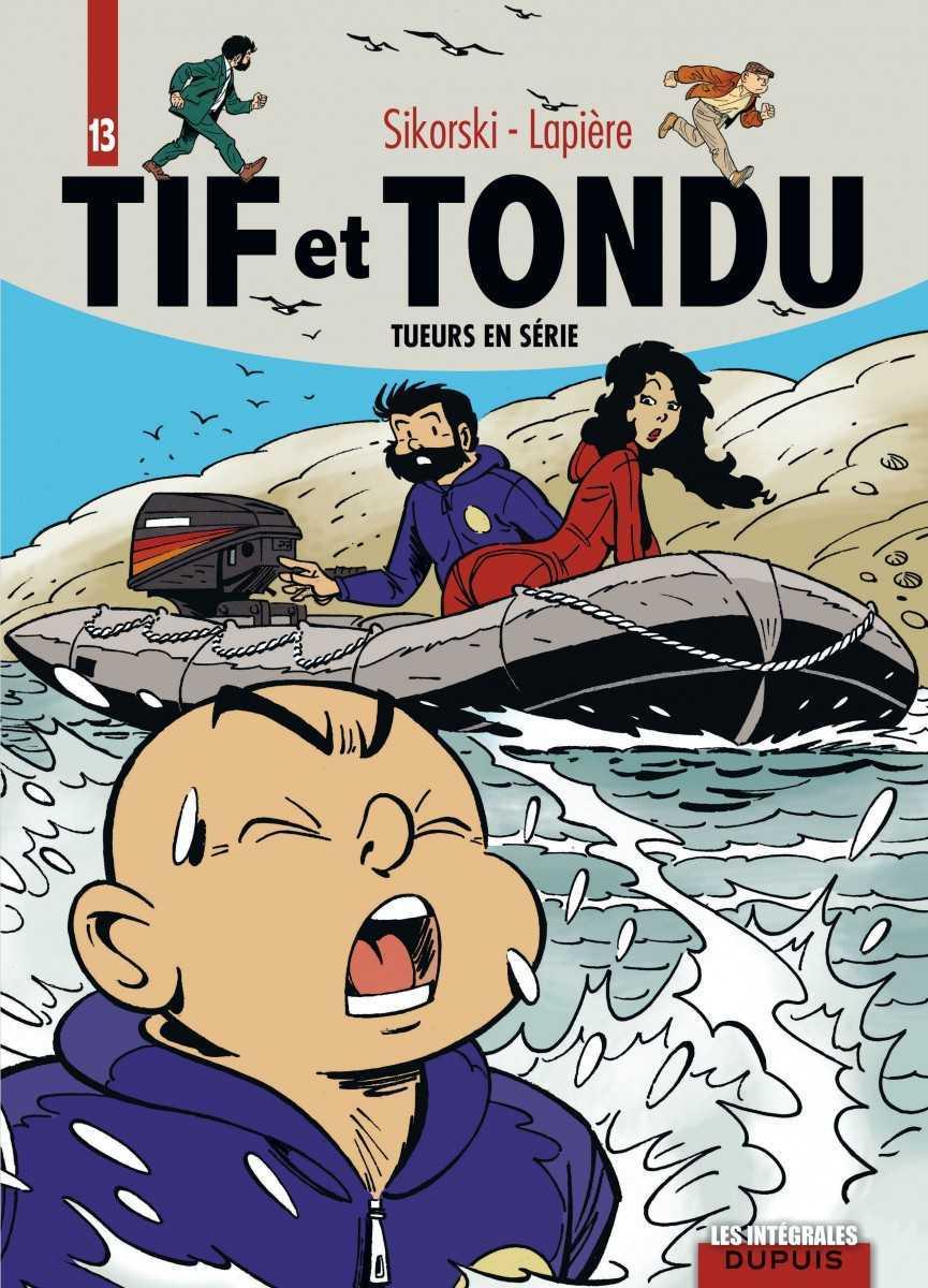 Tif et Tondu face aux tueurs en série
