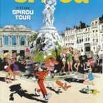 Le Spirou Tour arrive avec un numéro spécial consacré à Montpellier