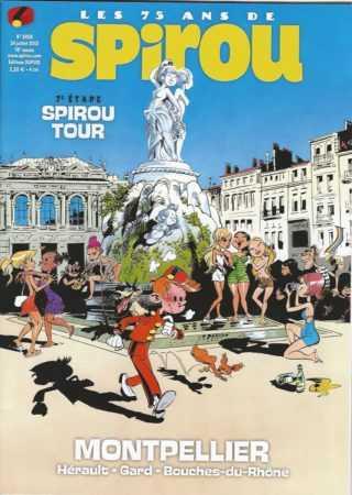 Spirou Tour Montpellier