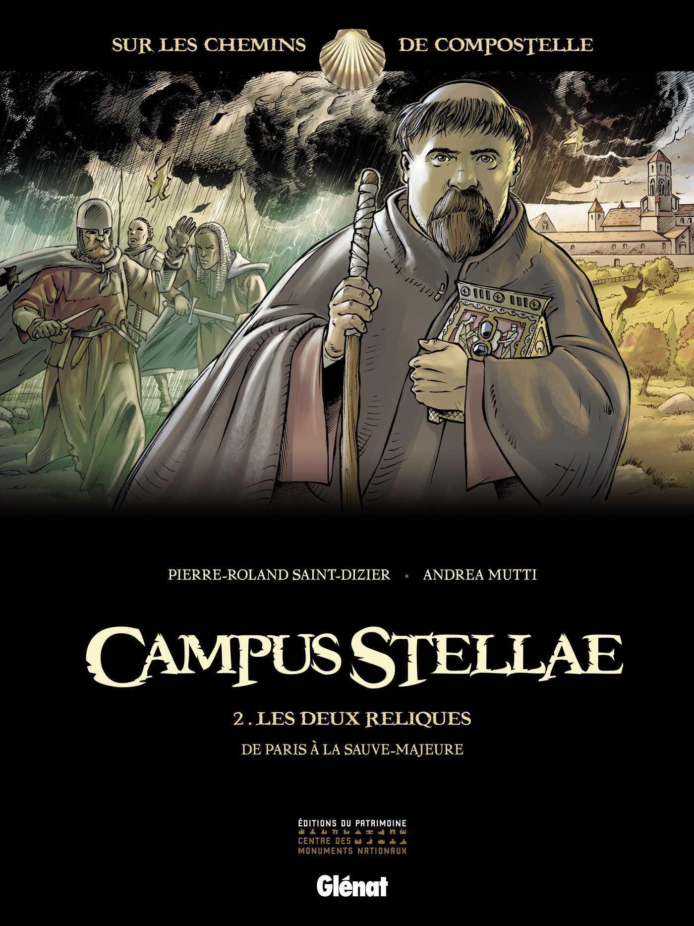 Campus Stellae T2, des reliques baladeuses