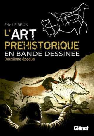 L'Art préhistorique en Bande Dessinée