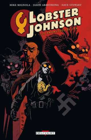 Lobster Johnson, un homard qui a du punch