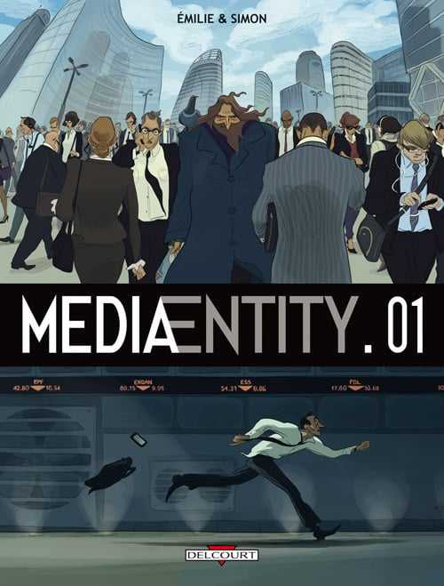 MediaEntity.01, Delcourt se lance dans la (bonne) BD transmédia