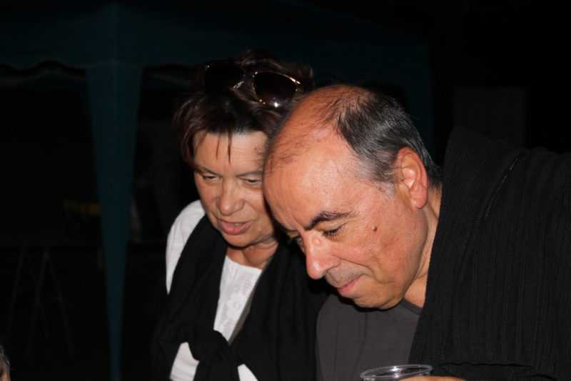 Chantal Chaillet et Christian Gine