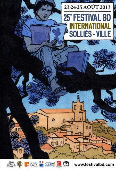 Solliès-Ville, le festival c'est du 23 au 25 août 2013