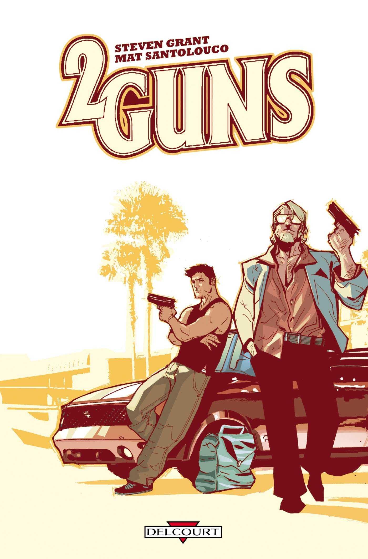 2 Guns, le polar adapté au cinéma