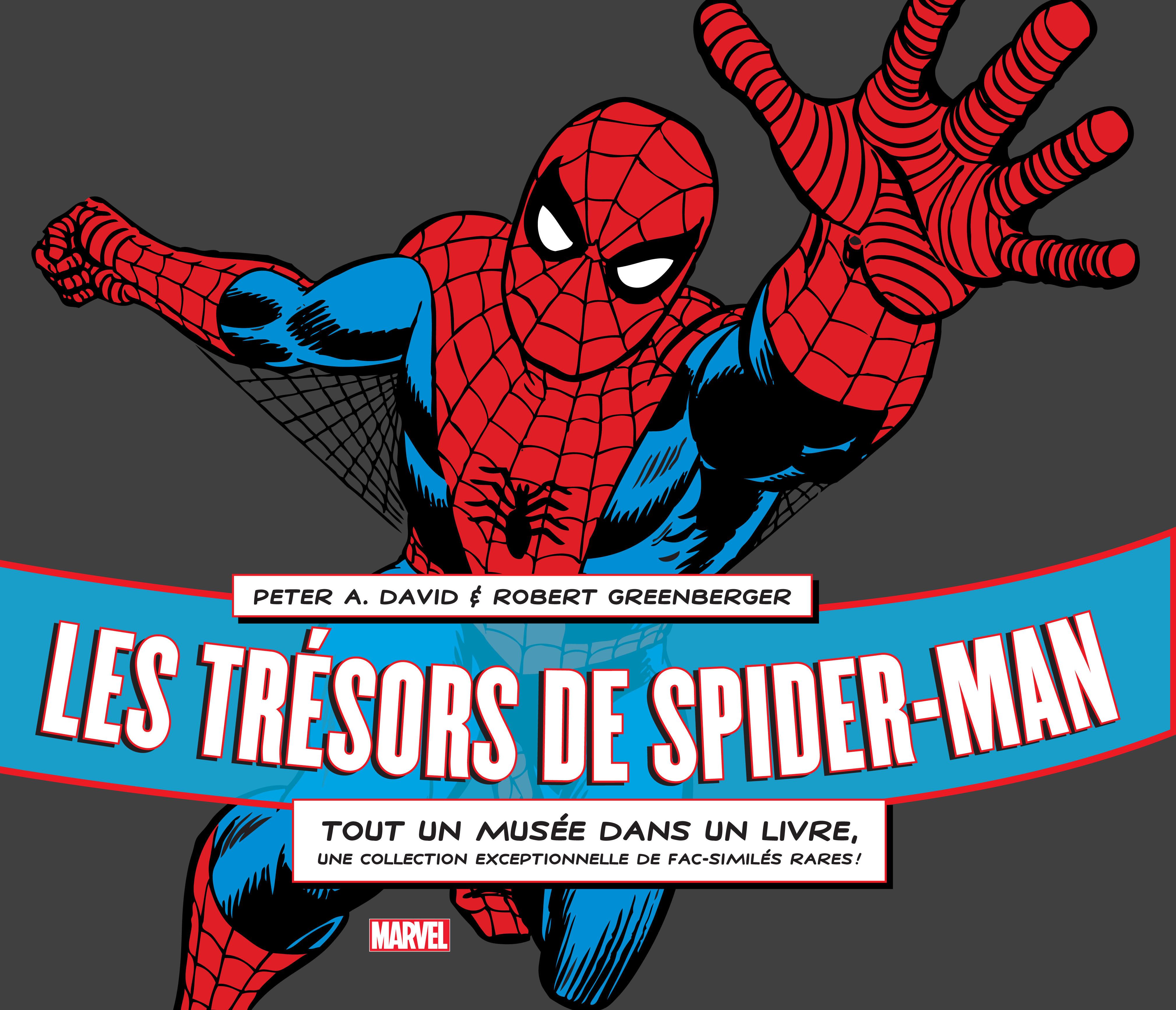 Spider-Man livre tous ses trésors dignes d'un musée