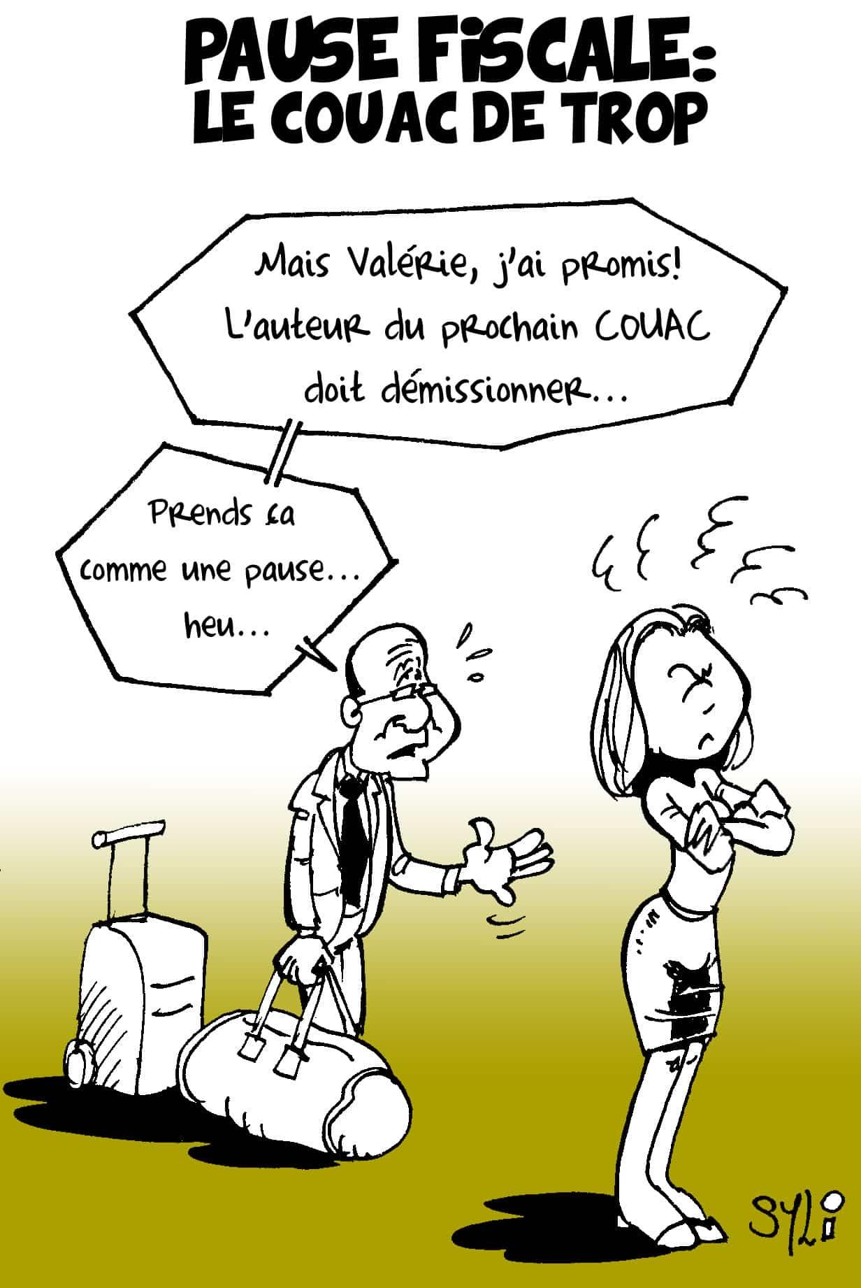 """Le """"couac"""", c'est aussi l'affaire de Sylvain Pongi"""