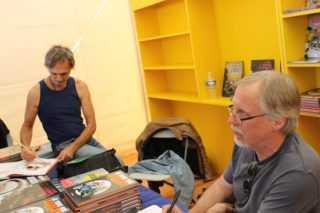 Ptliuc et Frank Margerin