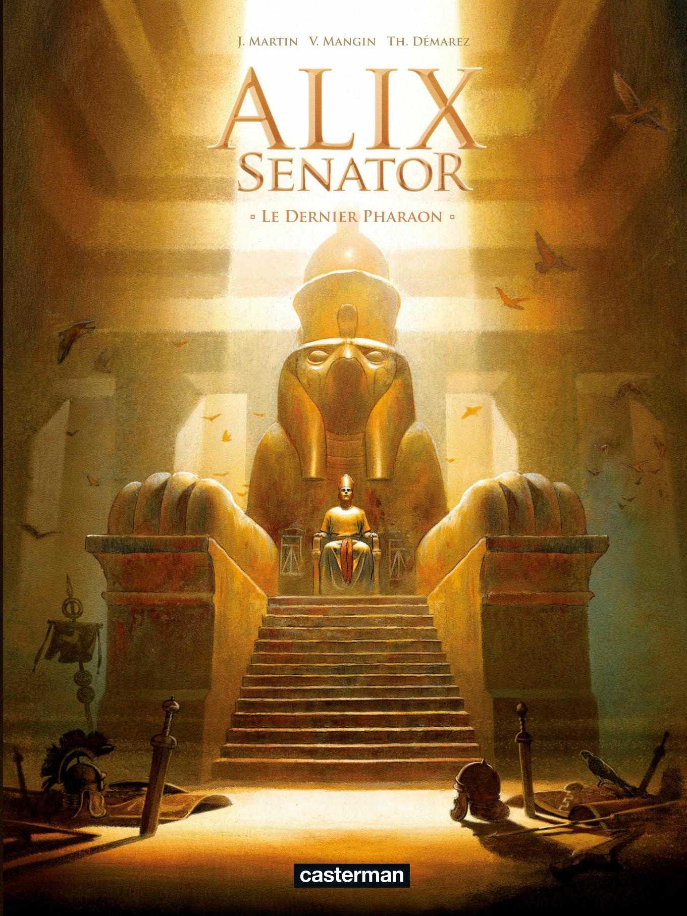 Alix Senator T2, retour en Égypte